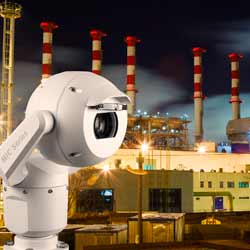 Operators of power plants, wastewater plants have much higher requirements than most other operators when it comes to the availability of their security systems