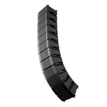 "The X2-212/90 is a high-performance compact 12"" vertical line-array loudspeaker system developed for the most demanding applications"