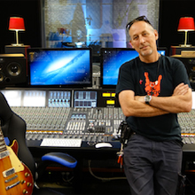 Ian Taylor speaks about his first impressions with the ADAM S3X-H monitors