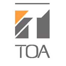TOA's digital signal transmission technology is resistant to noise and interference compared to analog signal transmission, preventing eavesdropping