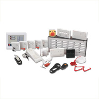 800 Series Conventional Call System Voice Alarm Control Equipment
